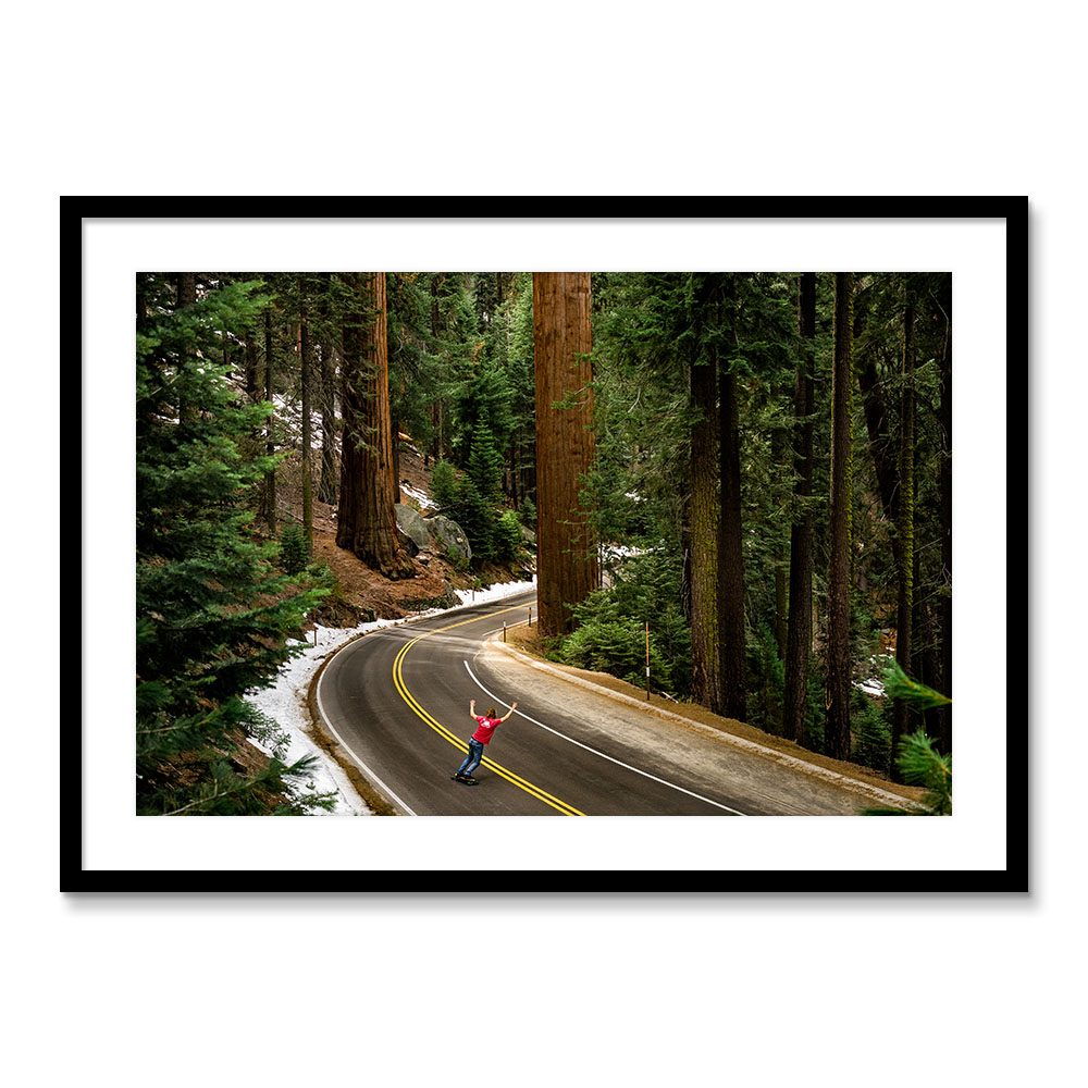 King Canyon and Sequoia National Park