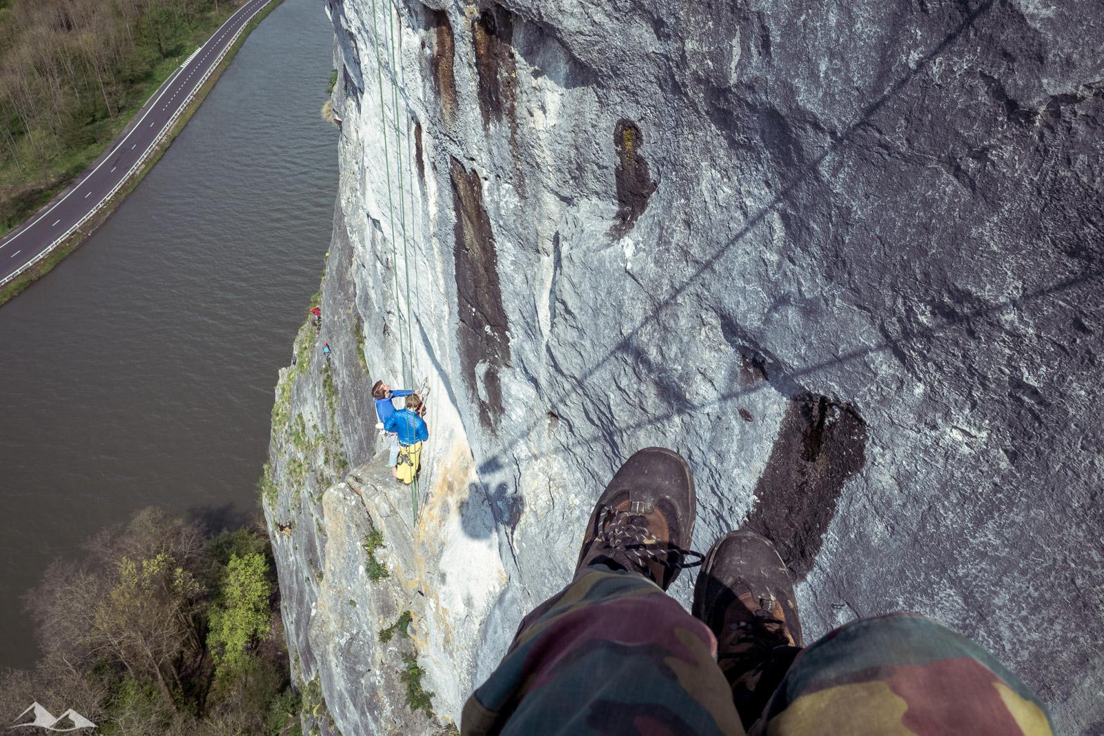 Climbing Freyr
