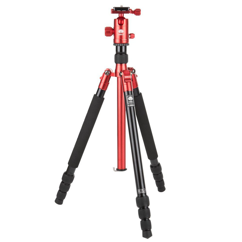 Sirui T-004X 4-Section Aluminum Tripod
