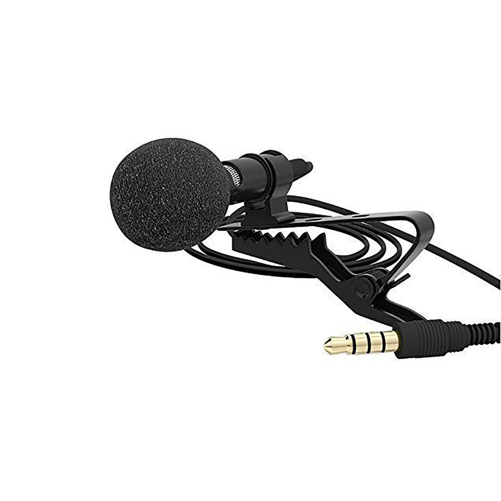iPhone Lapel Microphone