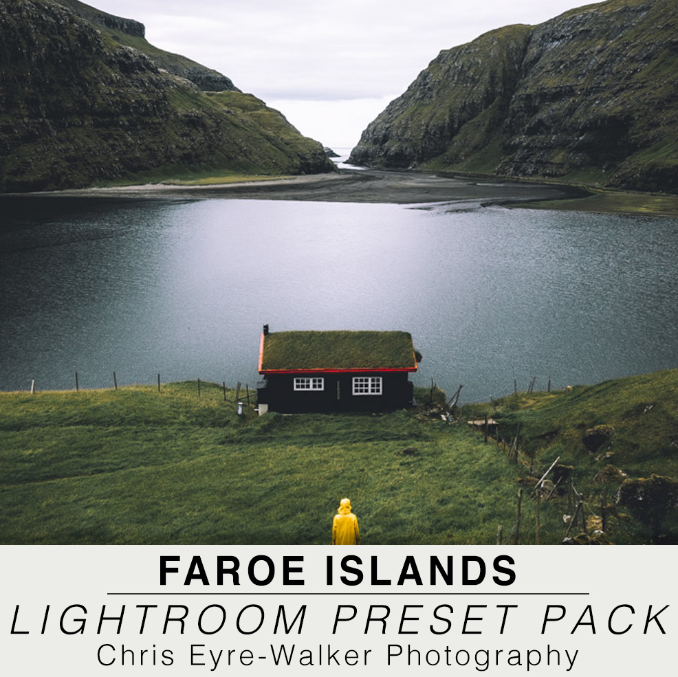 Faroe Islands Preset Pack