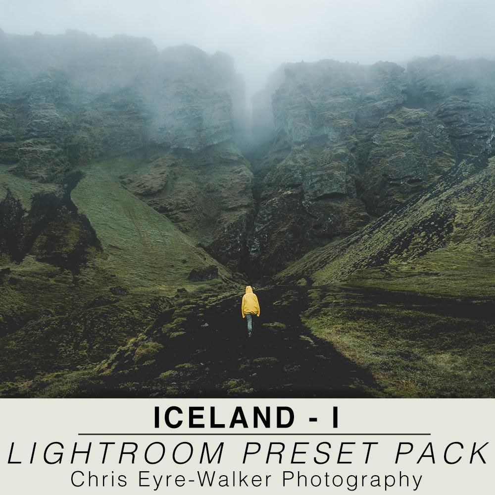 Iceland I Preset Pack