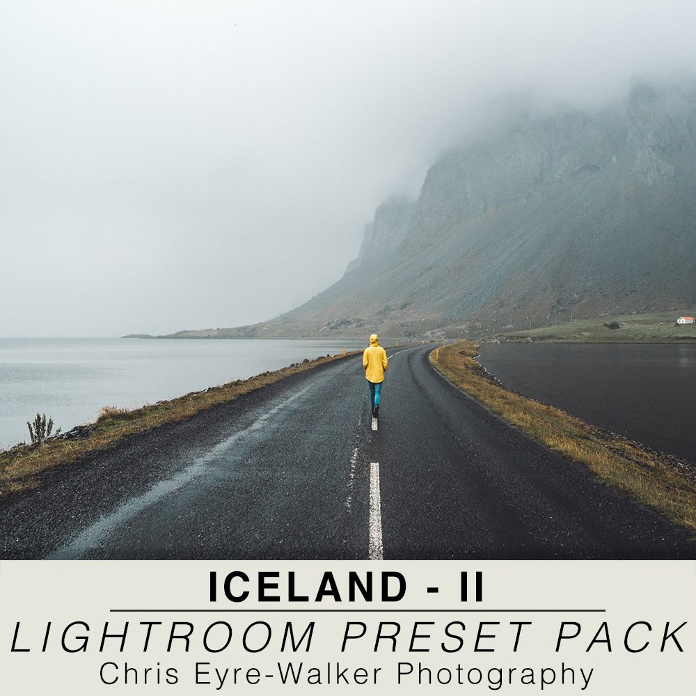 Iceland II Lightroom Preset Pack