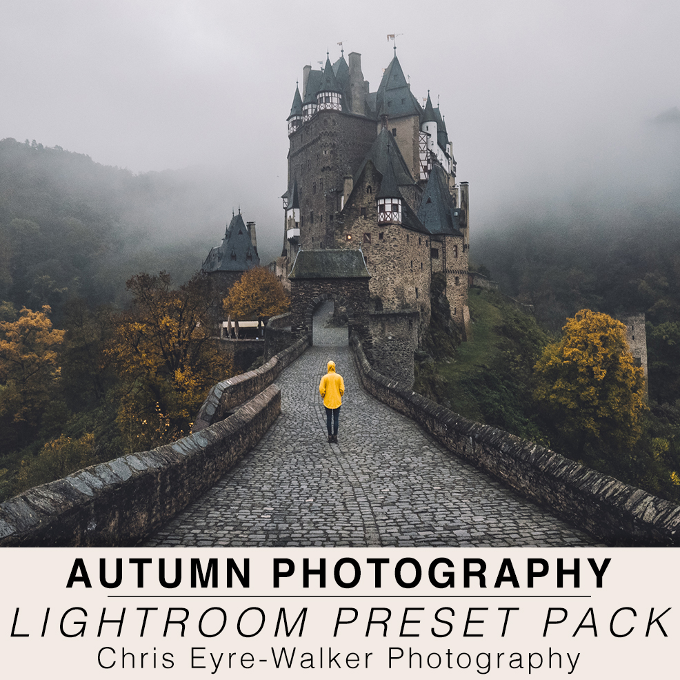 Autumn Photography - Lightroom Preset Pack