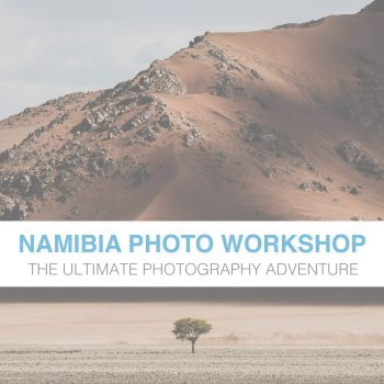 Namibia Photo Workshop with Chris Eyre-Walker