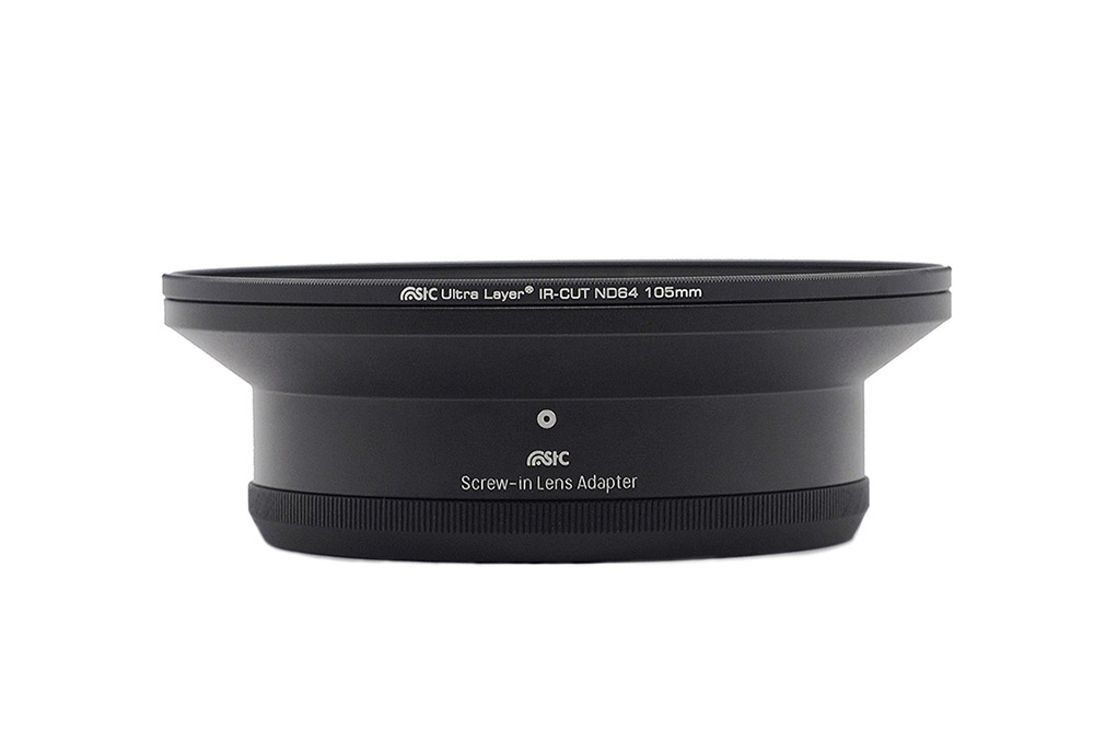 STC Filter Adapter side view