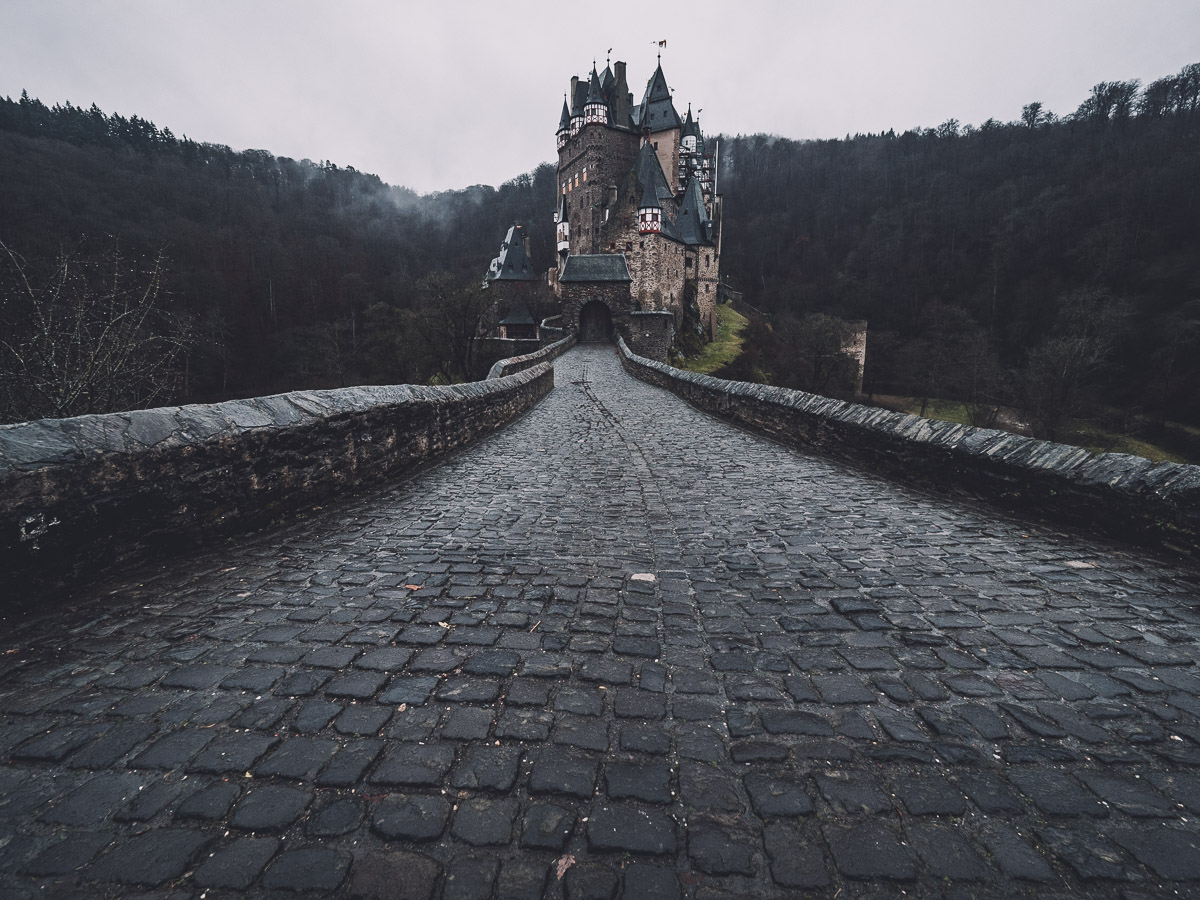 Eltz Castle & Geierlay Bridge