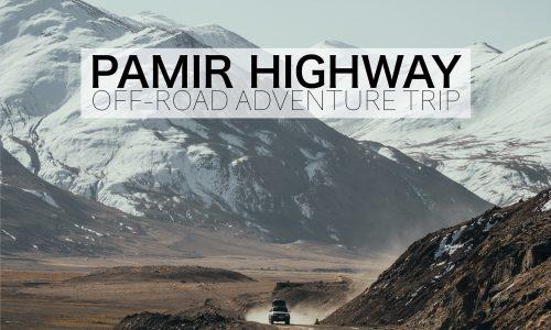 Pamir Highway Adventure Workshop Banner