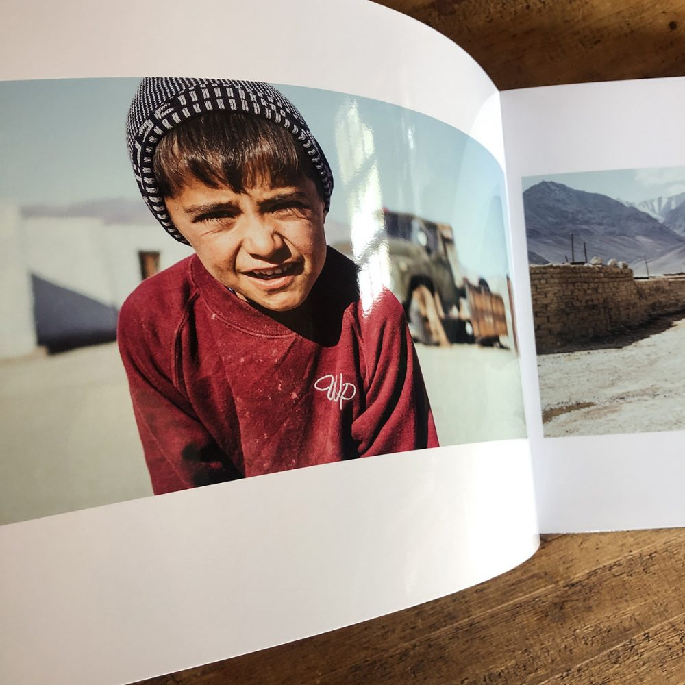 Nomadic - The Book by Chris Eyre-Walker